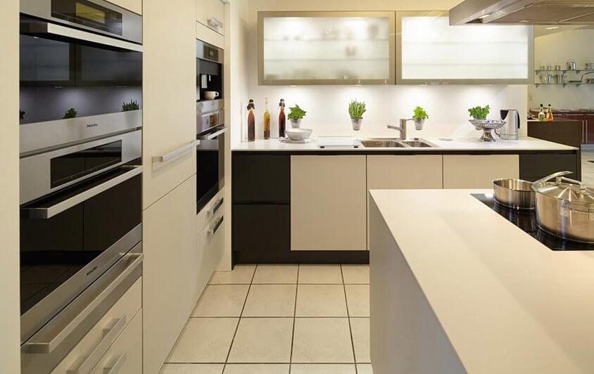 Hier sehen sie die siematic s3 eine super moderne l form küche in
