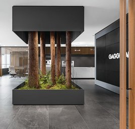 Gaggenau showroom chengdu 2