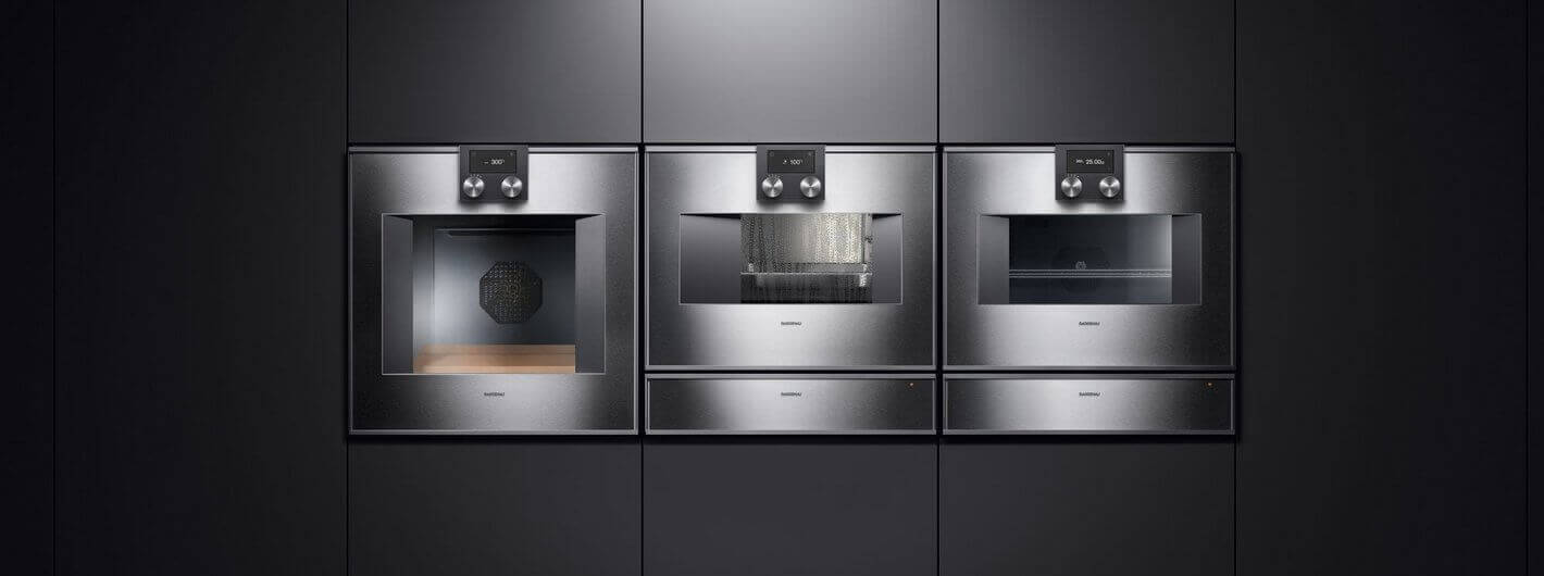 Gaggenau backofen kombination 400 serie