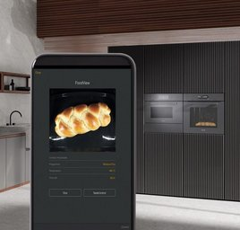 Miele generation7000 foodview