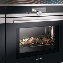 Siemens Backofen varioSpeed 6170