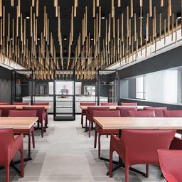 Gaggenau showroom chengdu restaurant