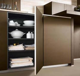 Next125 bronze metallic unterschrank