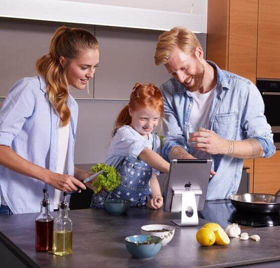 be-cook: Smart Kochen mit ORANIER