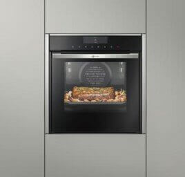 Neff variosteam dampf backofen front